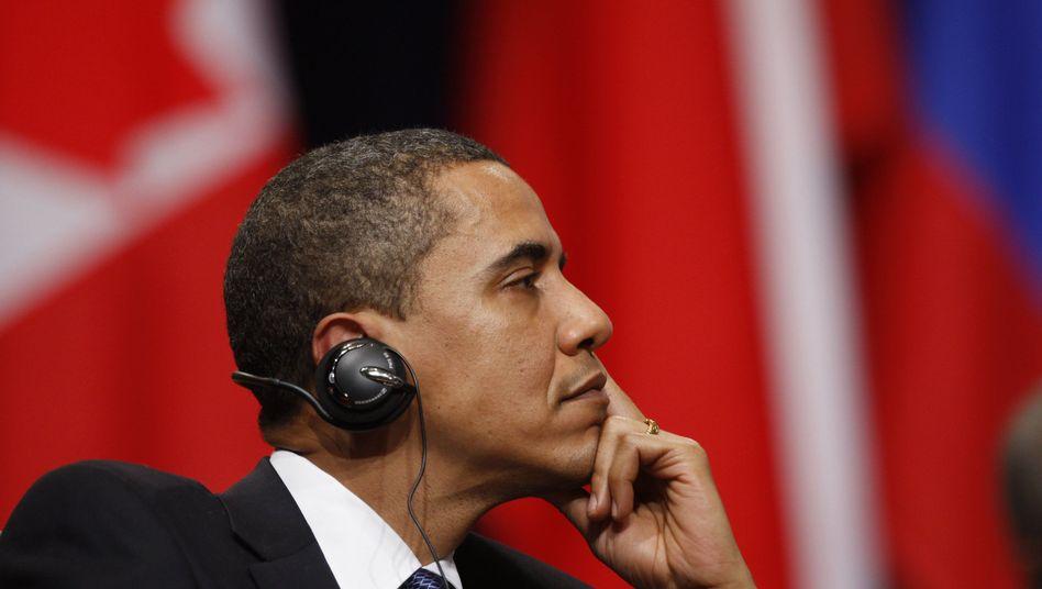 US-Präsident Obama: Weitreichende Abhörinitiative