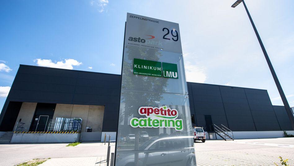 Cateringservice apetito im bayerischen Gilching