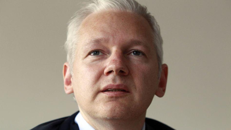 """Julian Assange: """"Opportunismus und Doppelzüngigkeit"""""""