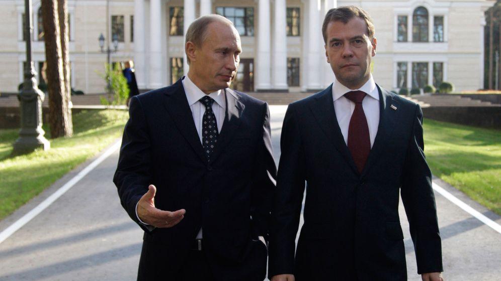 Russlands Präsident: Putins Prunk