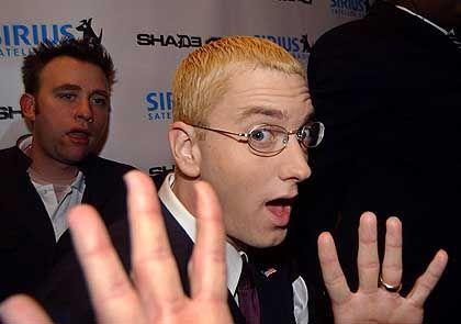 Rapper Eminem: Superstar mit neuen Rollenmodellen
