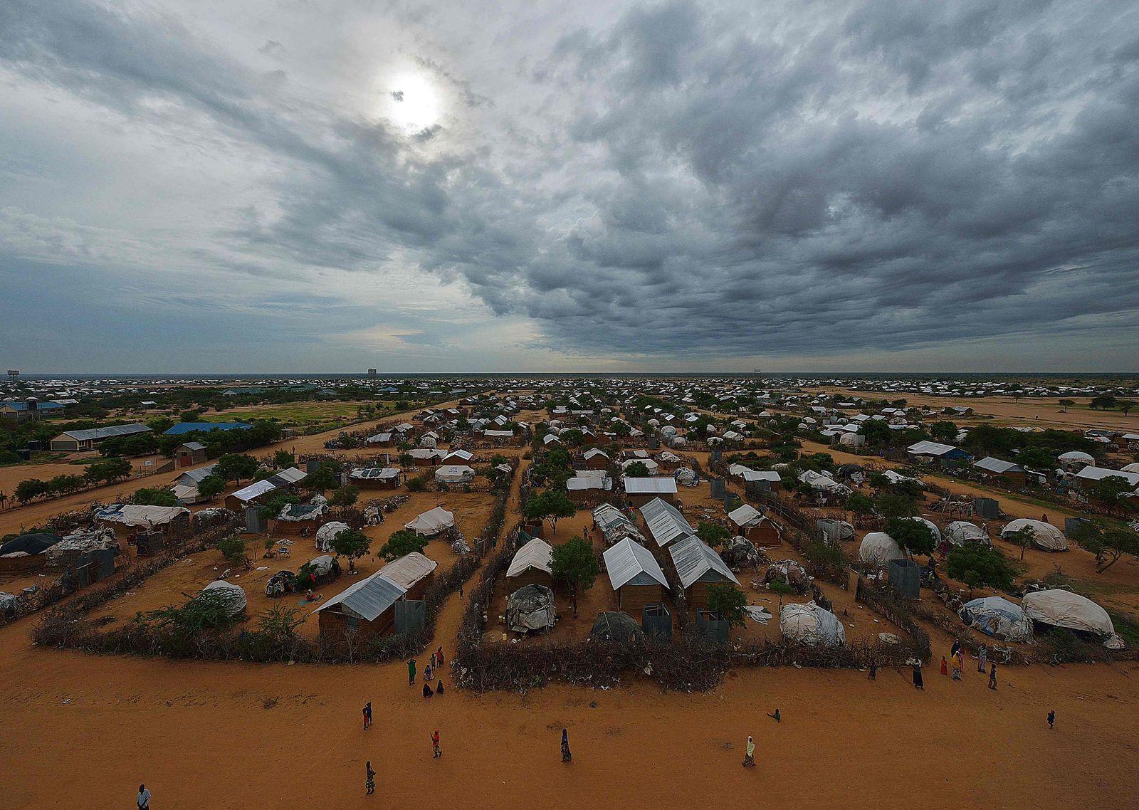 Somali / Dadaab / Flüchtlingslager
