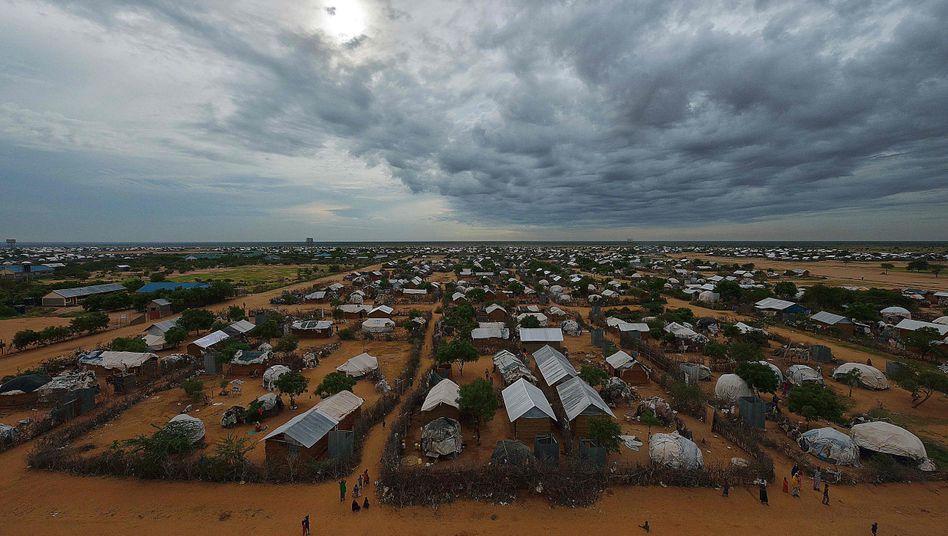 Flüchtlingscamp in Kenia (Archivfoto): 125 Millionen Menschen weltweit auf Hilfsgüter angewiesen