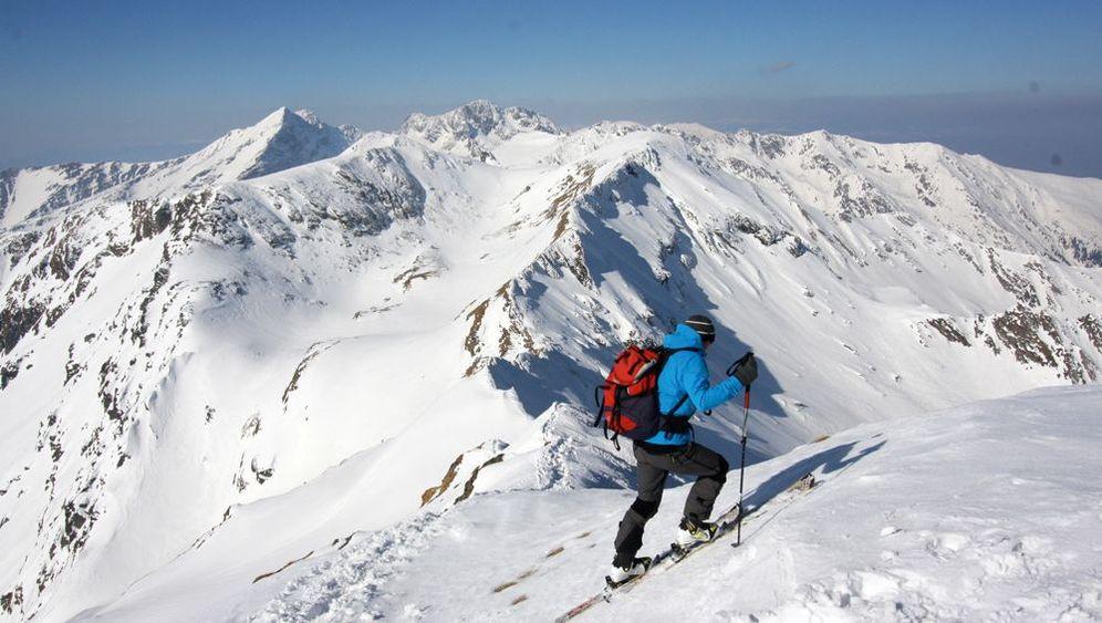 Skitour in Rumänien: Abenteuer Südkarpaten