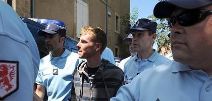 Radprofi Riccò: Erst positiv getestet, dann entlassen