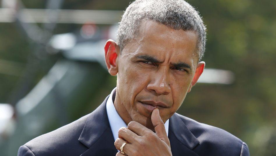 US-Präsident Obama: Mehr tun?