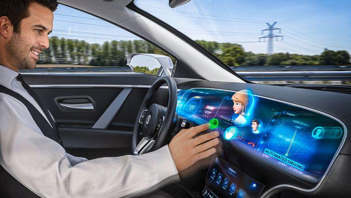 Auto-Innovationen von der CES 2021