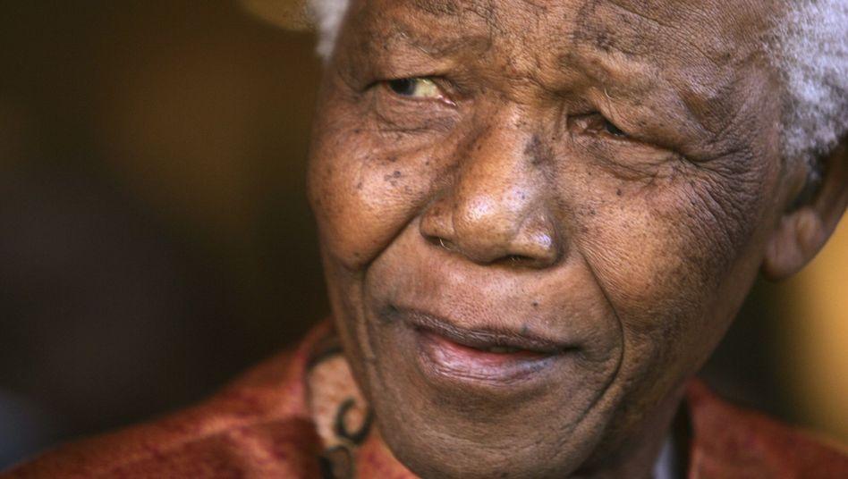 Kranker Nobelpreisträger: Nelson Mandela in kritischem Gesundheitszustand