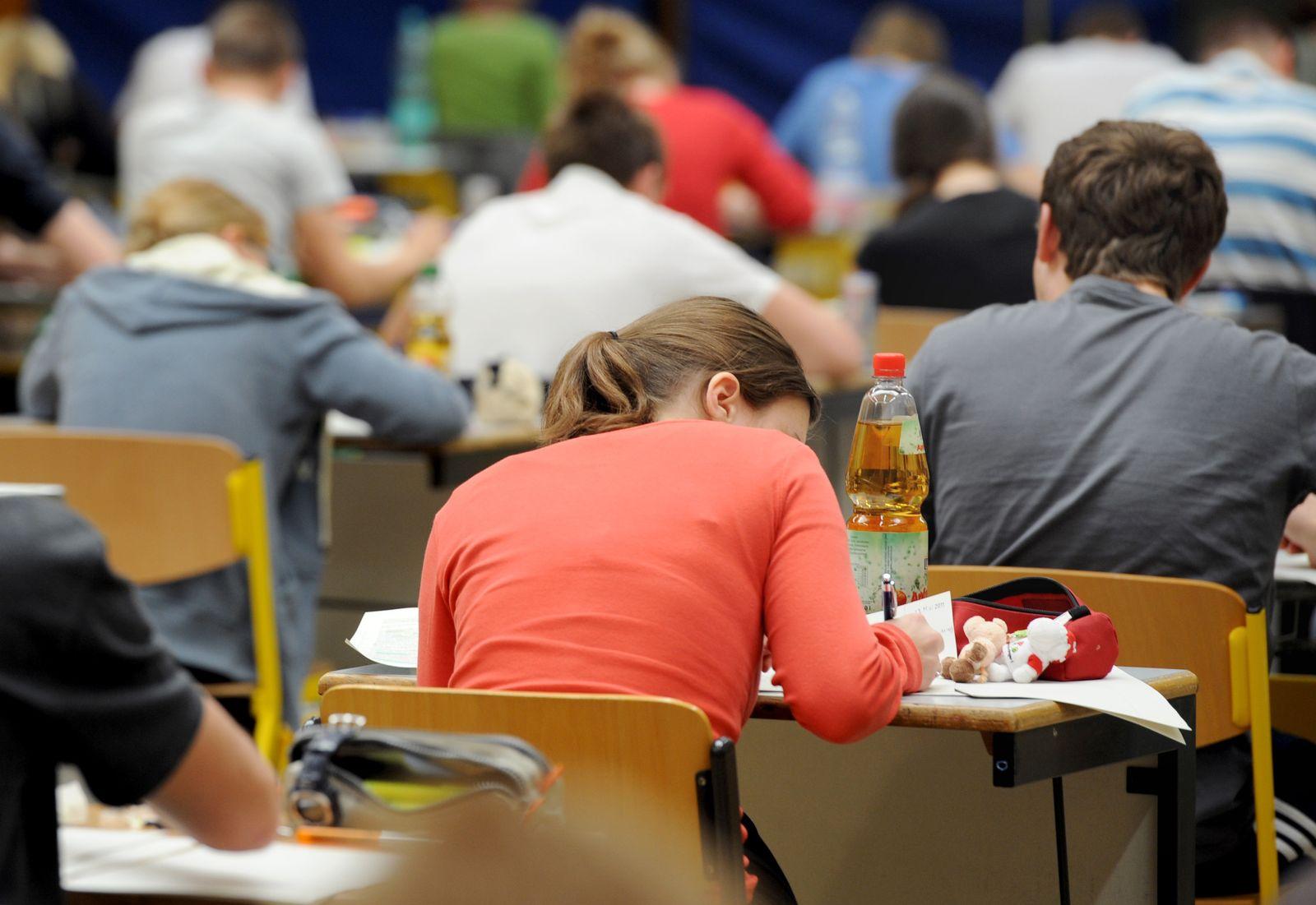 Schüler / Abitur / Gymnasium