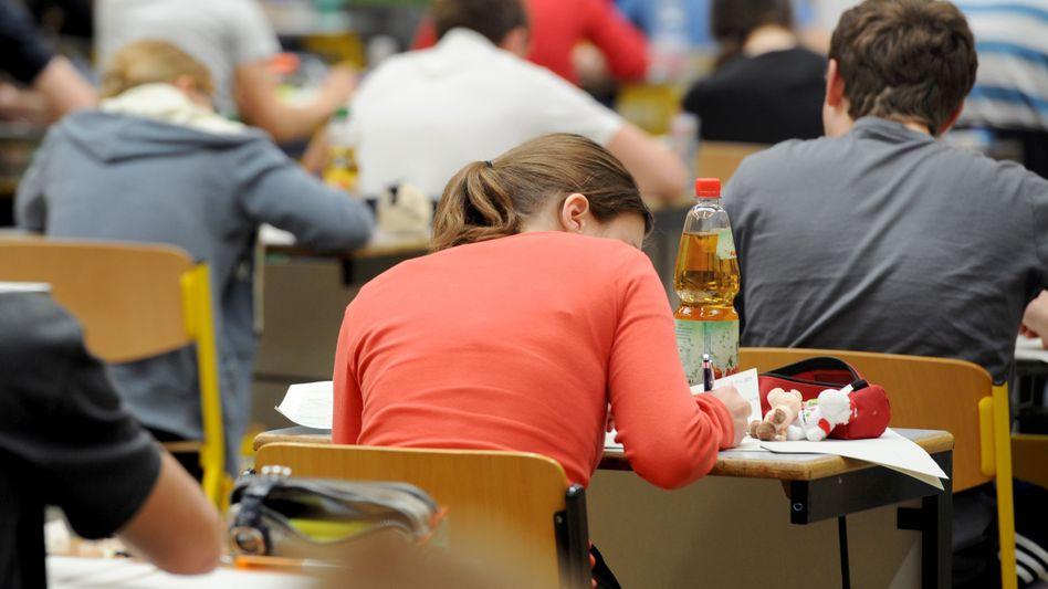 G-8-Abiturienten in Bayern: Zu viel Stress, zu wenig Zeit