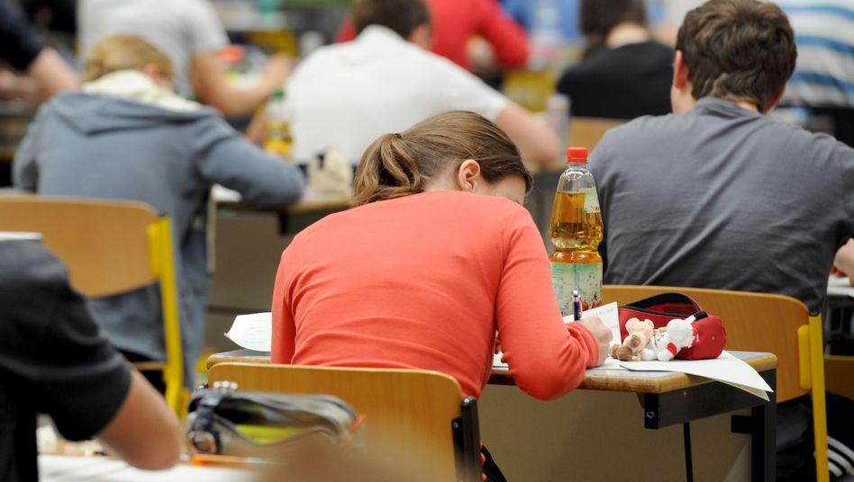 G8-Klasse in Bayern: Das Turbo-Abi stresst Eltern und Schüler unterschiedlich stark
