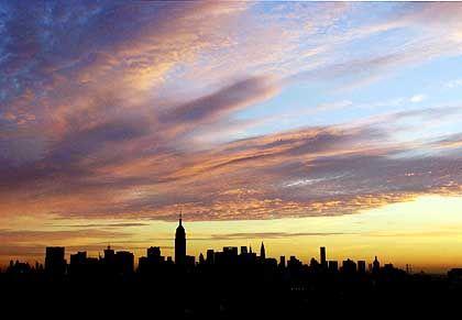 """Neue New Yorker Skyline: """"The big slowdown"""""""