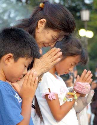 Hiroshima-Gedenktag: Gemeinsames Erinnerungsgut