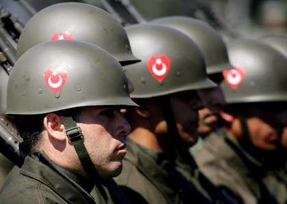 """Soldaten der türkischen Armee: """"Zeigen deutlich Haltung, wenn es notwendig wird"""""""