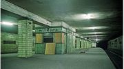 Berlins verbotene Geisterbahnhöfe