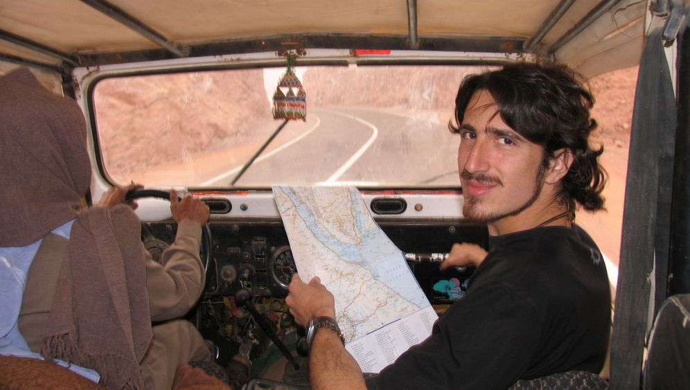 Tramper Juan Villarino: 14 Jahre als Anhalter unterwegs