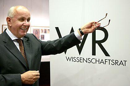 Peter Strohschneider, Vorsitzender des Wissenschaftsrats, fordert 1,1 Milliarden Euro