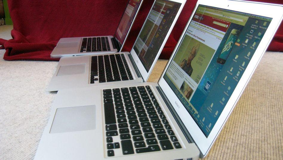 Macbook Air: Computer-Kriminelle nutzen eine Java-Lücke zum Angriff