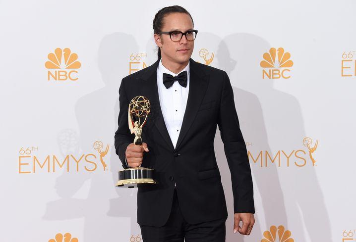 Cary Joji Fukunaga bei den Emmys 2014