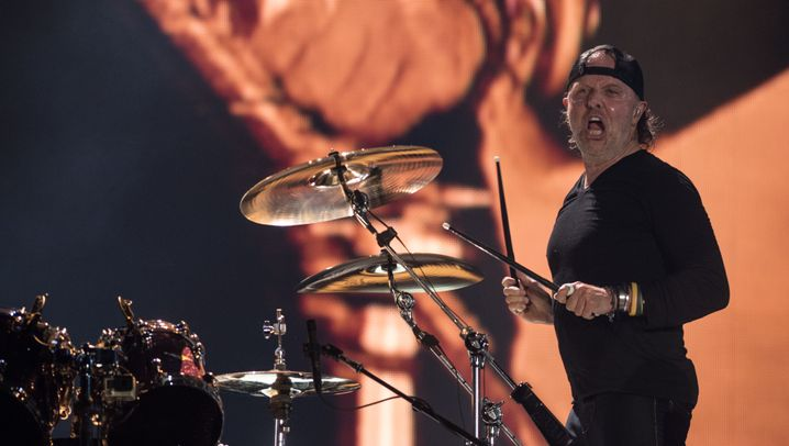 "Metallica-Drummer Lars Ulrich: ""Unsere Freundschaft war stärker als die Drogen"""