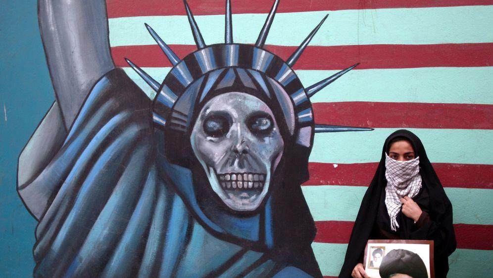 Iran: Hass auf Amerika