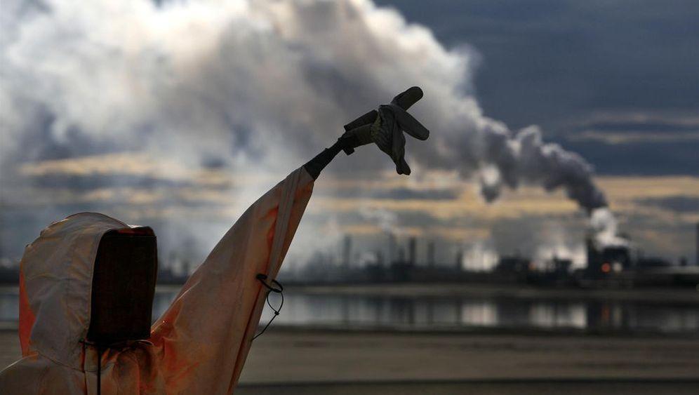 Von Kanada bis zur Nordsee: Wo Öl weltweit unbeachtet ausfließt