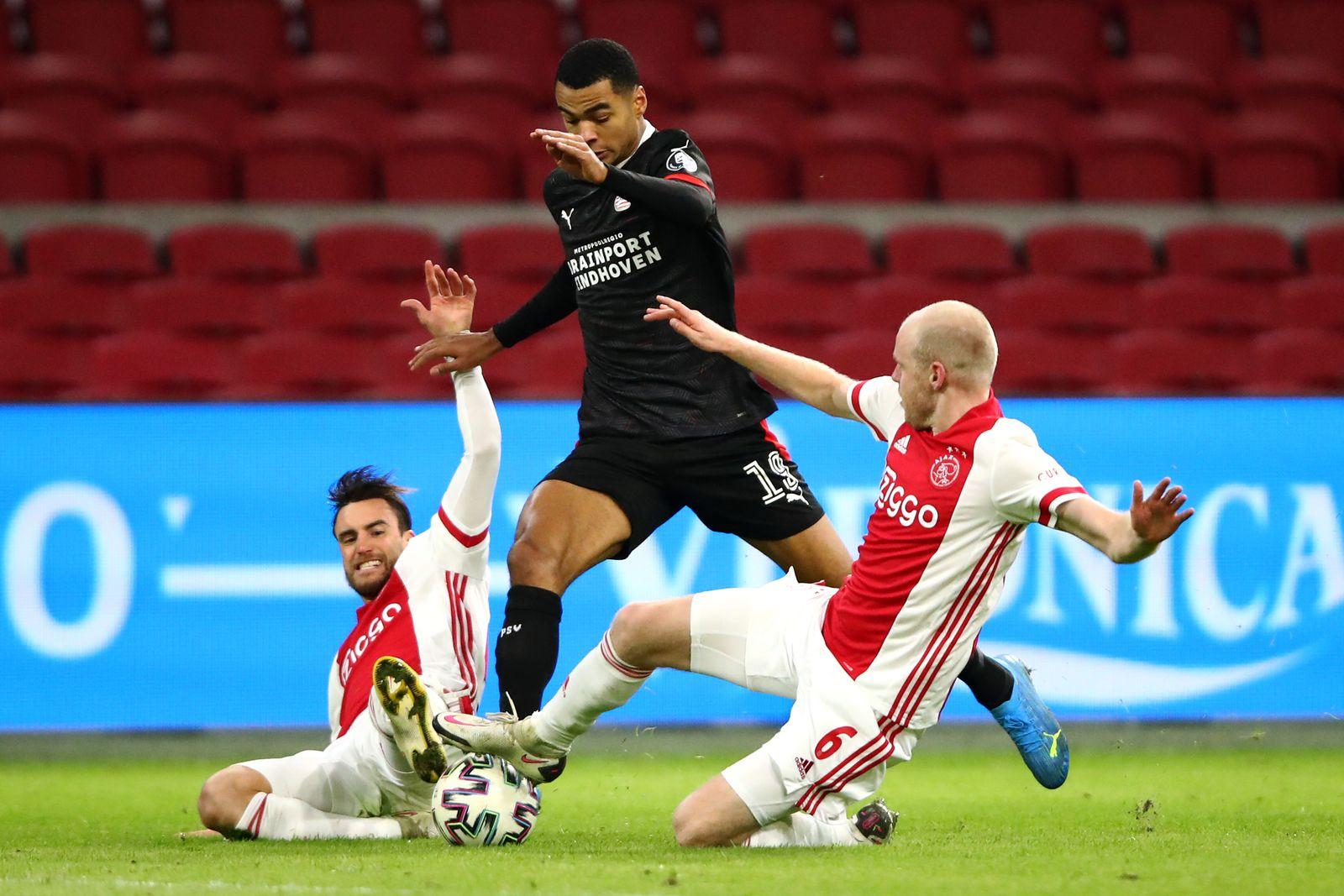 Ajax v PSV Eindhoven - Dutch Eredivisie