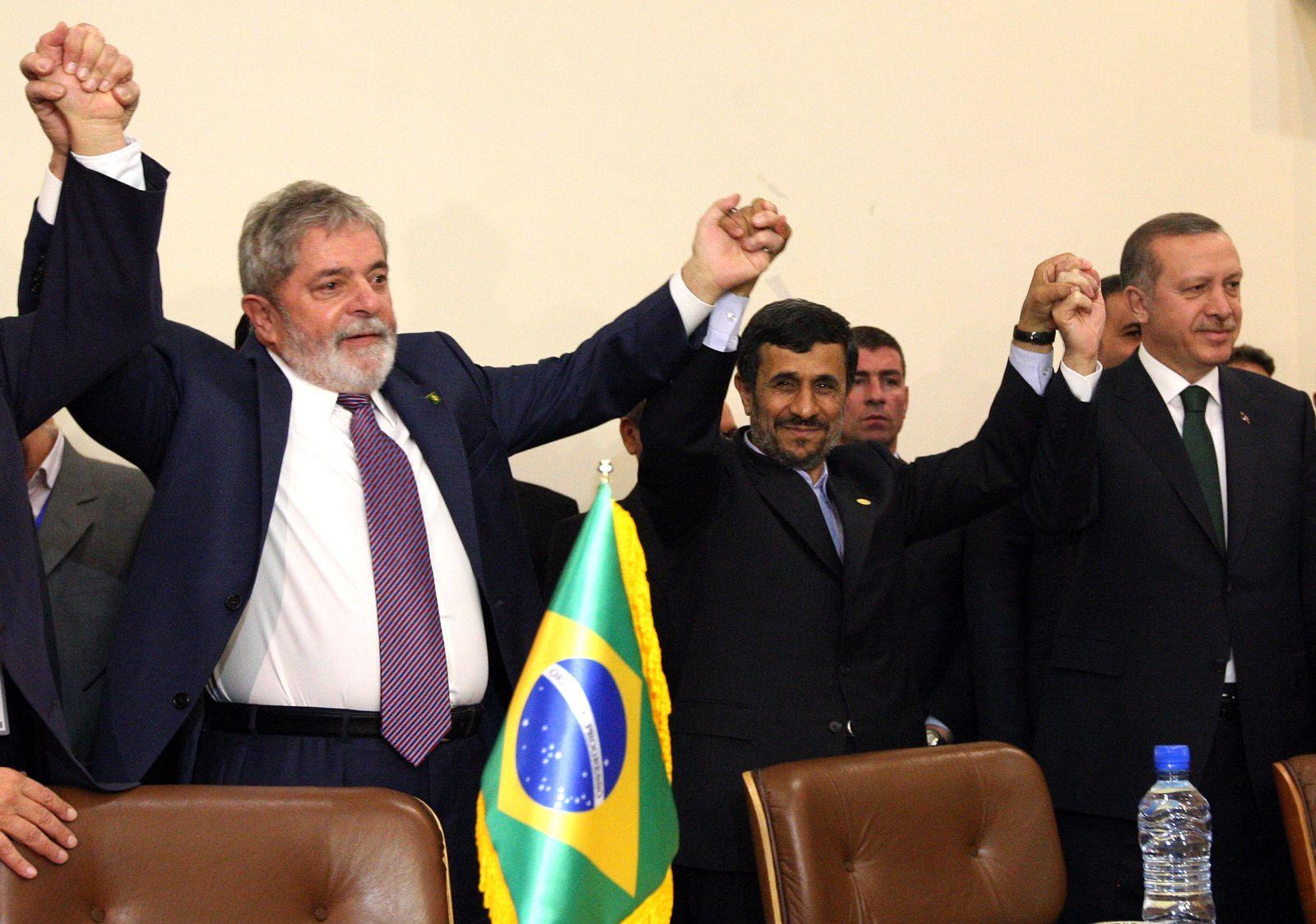 IRAN-TURKEY-BRAZIL-NUCLEAR-POLITICS