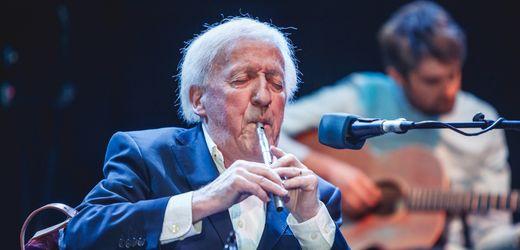 The Chieftains: Berühmter irischer Bandleader Paddy Moloney ist tot