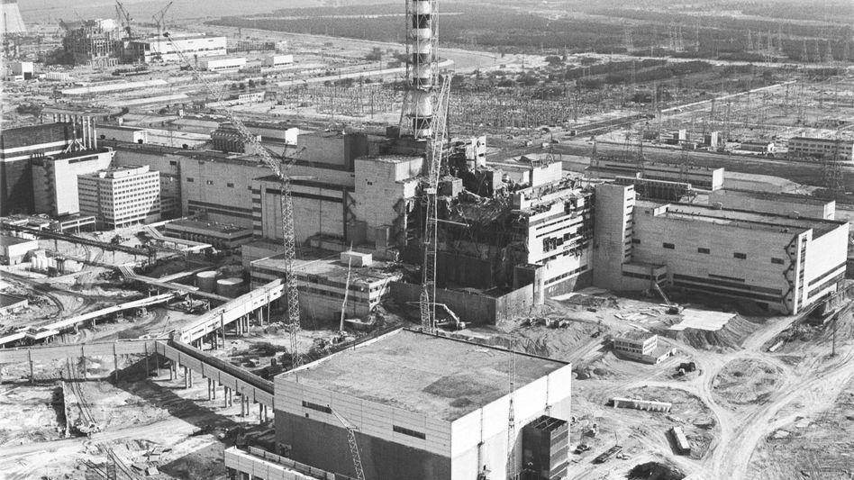 Tschernobyl, April 1986: Sicherheitsbedenken wurden nicht ernst genommen