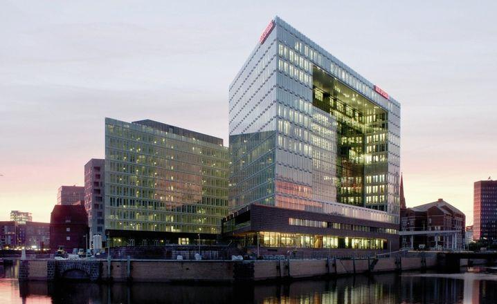 SPIEGEL-Gebäude in Hamburg