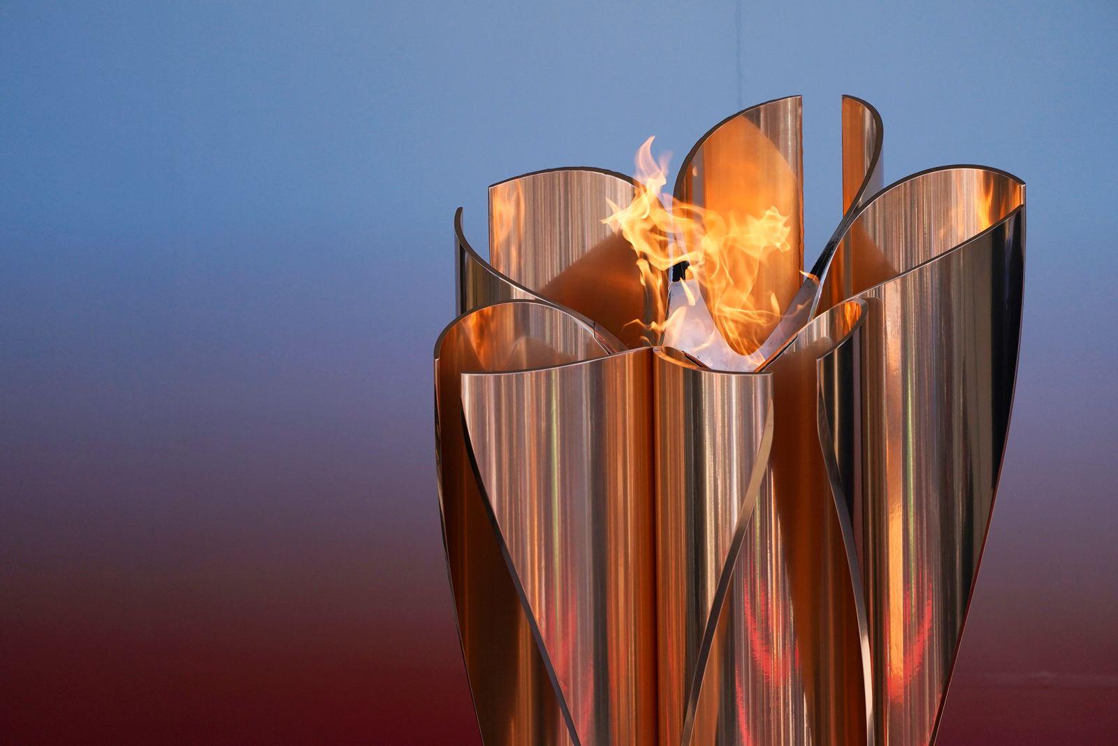 Olympia Tokio - Nach der Absage der Spiele in 2020