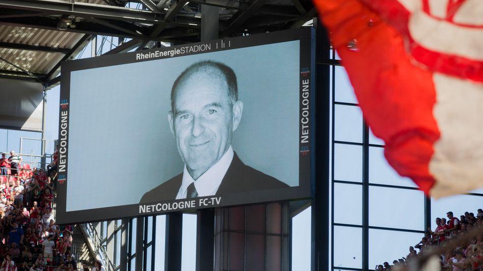 Gedenkaktion für Karl-Erivan Haub (2018): Für die Richter gilt sein Tod als erwiesen