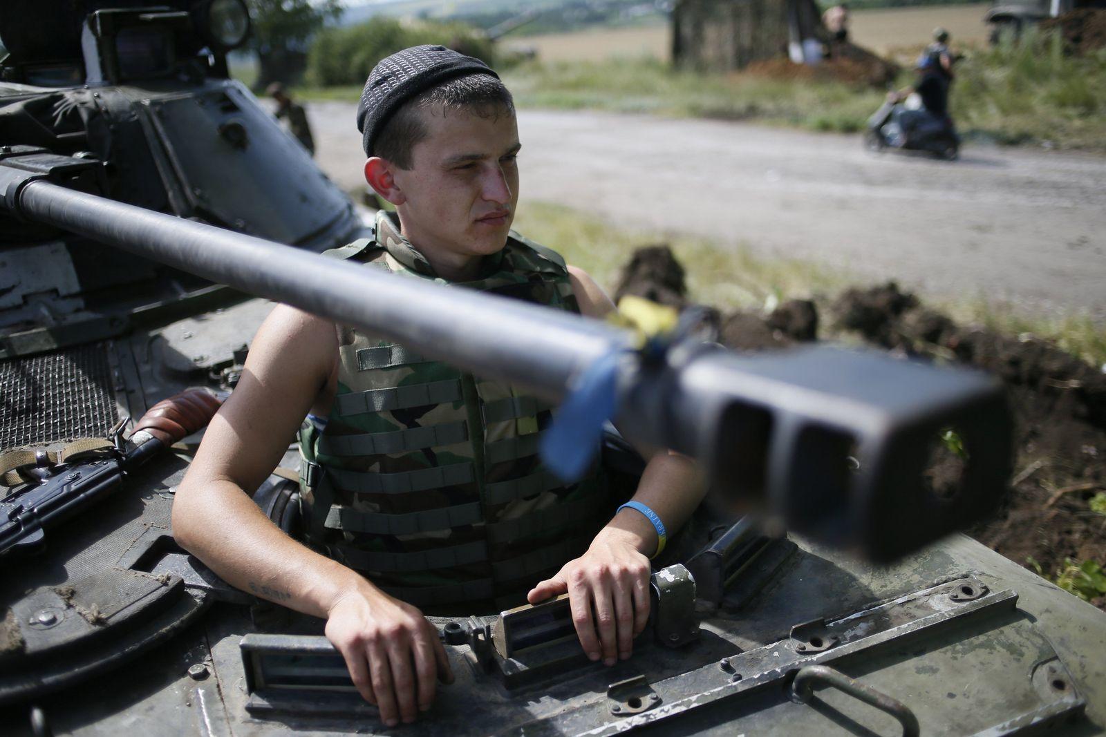 Ukraine / Soldat