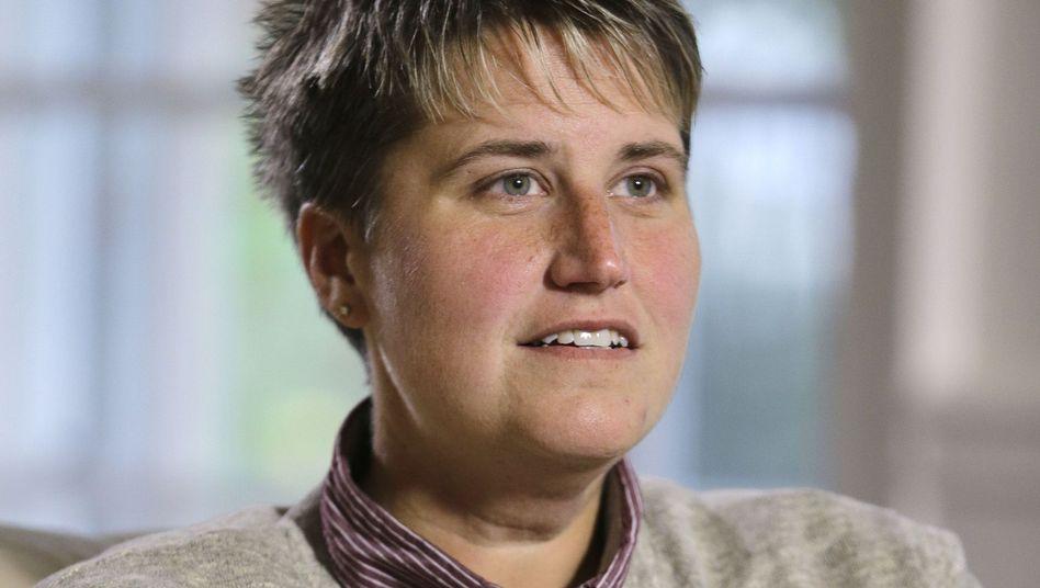 Klägerin Cramblett: Hautfarbe des Kindes ist kein Garantiefall