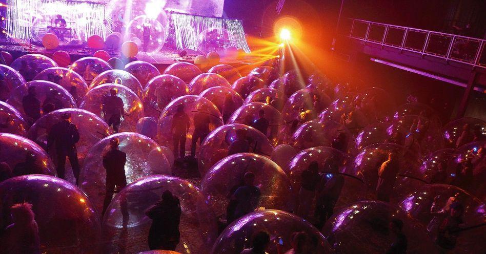 »Space Bubble Show« der Flaming Lips
