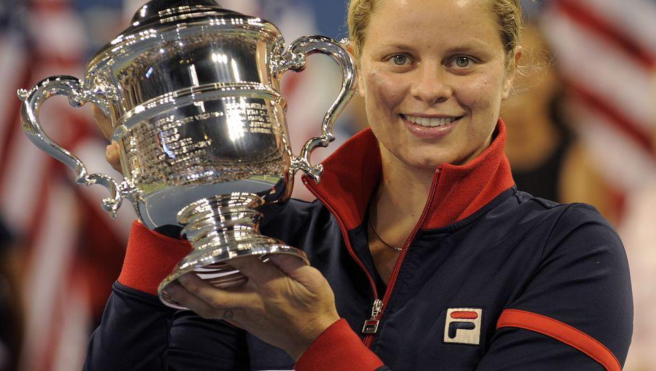U.S.-Open-Siegerin Clijsters: Eine Mutter gewinnt ein Grand-Slam-Turnier