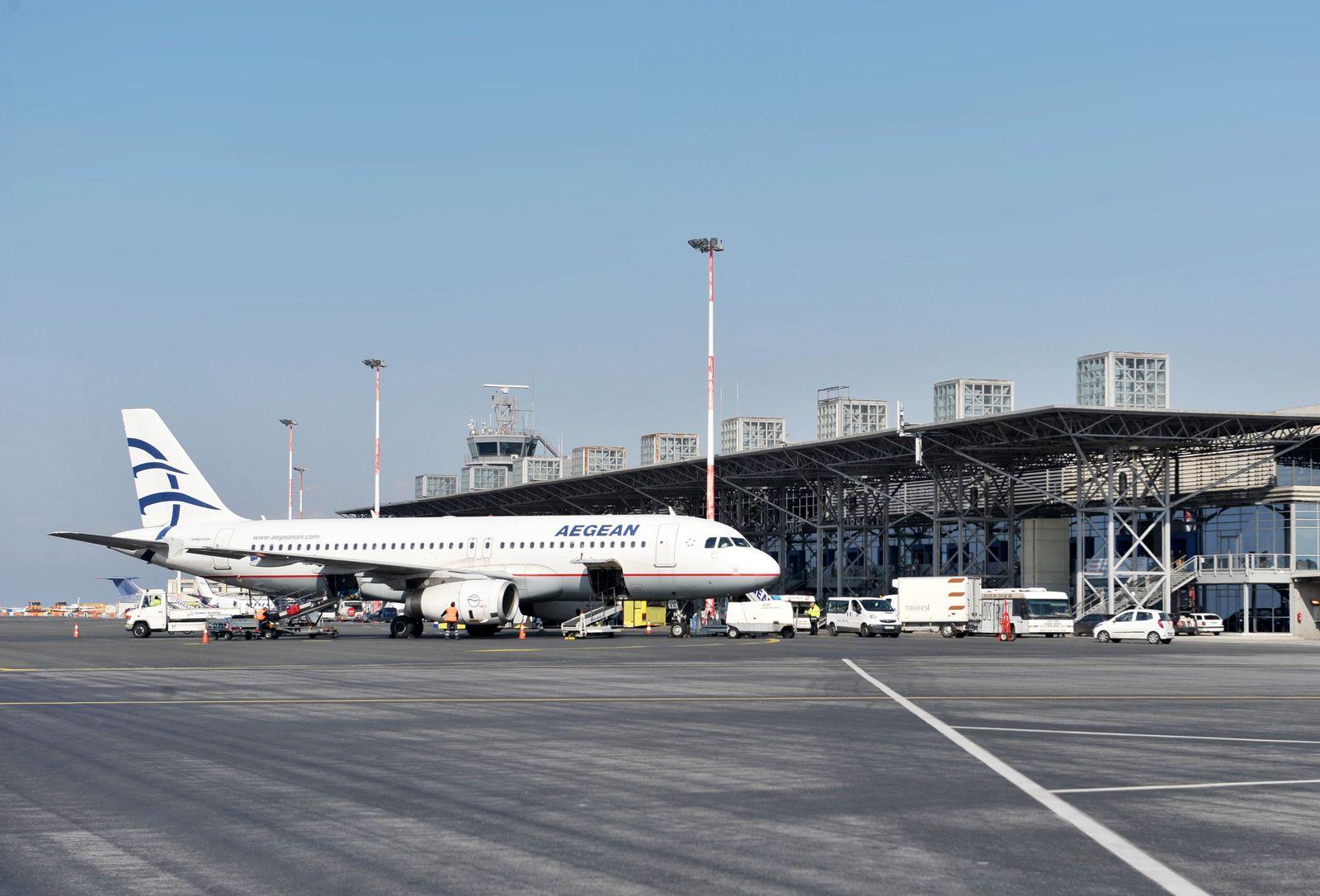 International Airport of Thessalonik