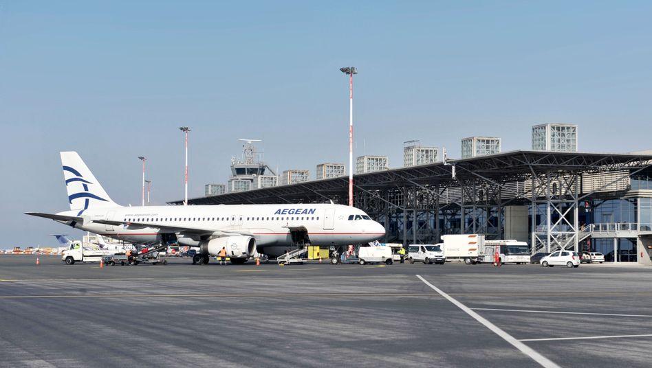 Flughafen von Thessaloniki: Gute Aussichten für den deutschen Konzern Fraport