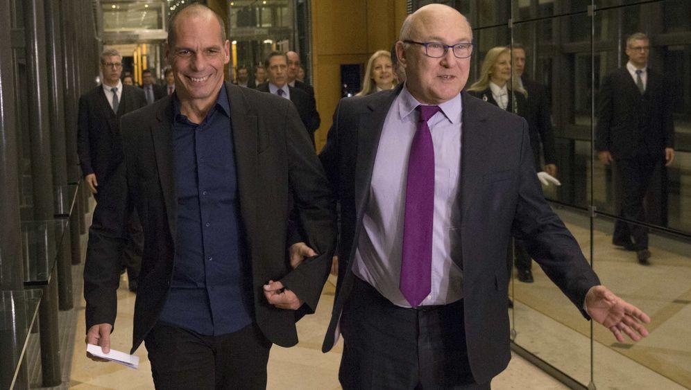 Nach Troika-Aus: Frankreich geht auf Griechenland zu
