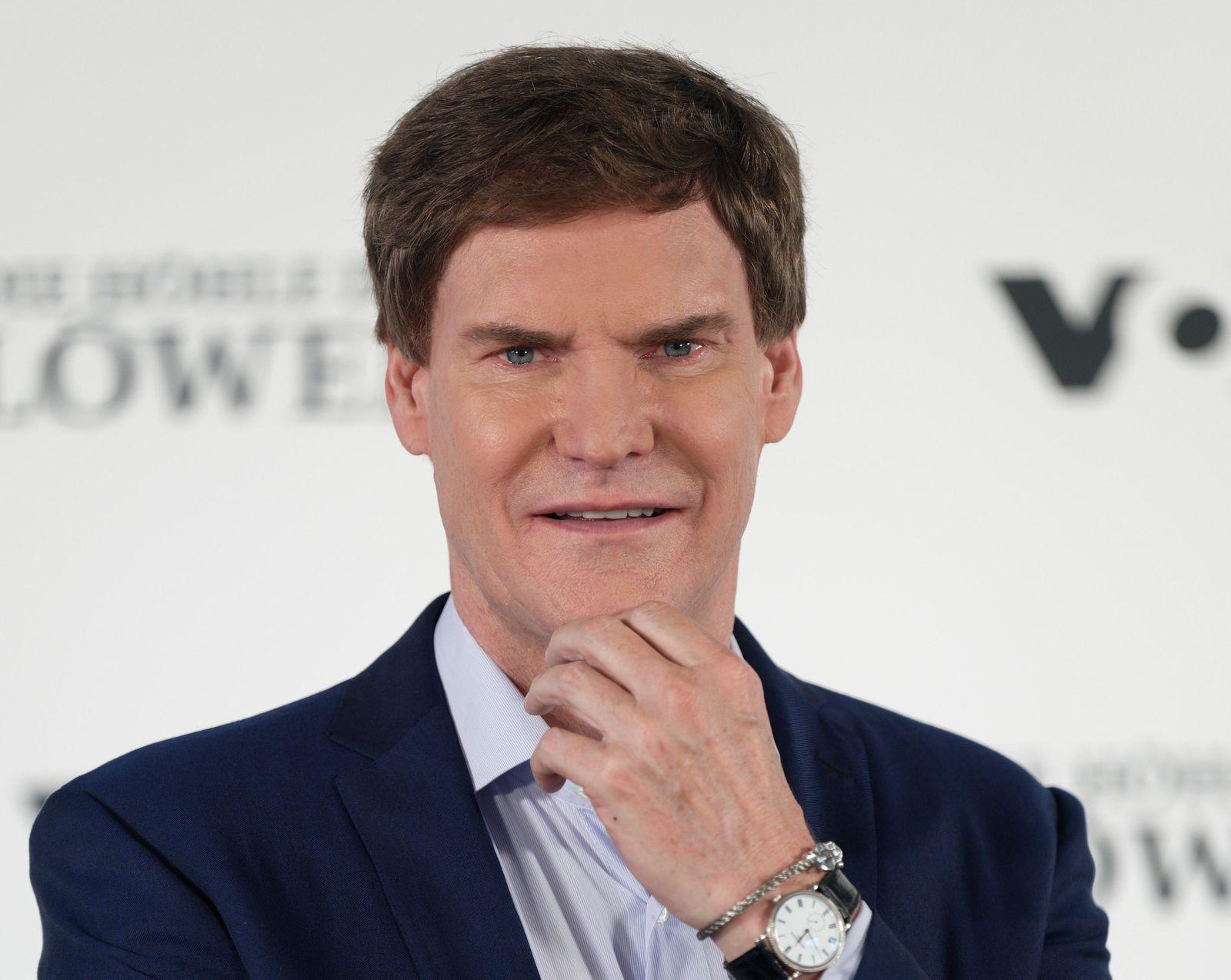 Finanzunternehmer Carsten Maschmeyer