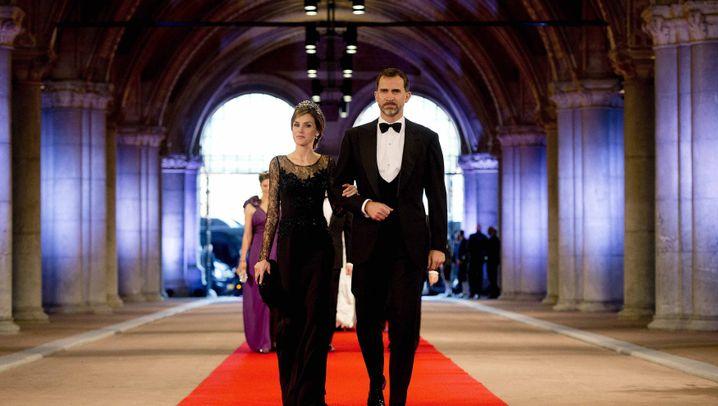 Spaniens künftiger König Felipe: Ein Leben als Thronfolger