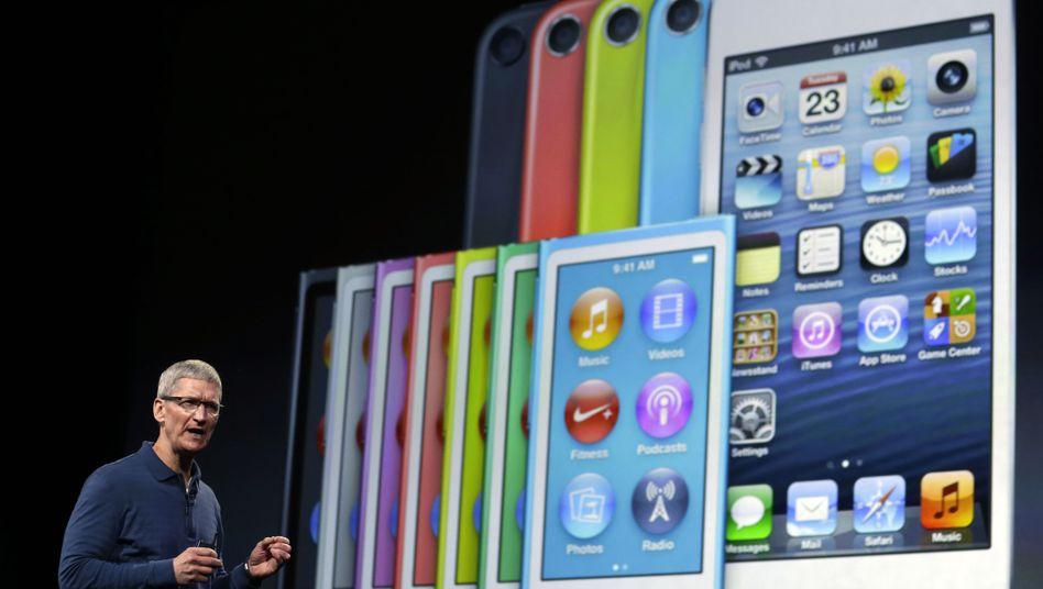 Apple-Chef Cook: Krempelt den Konzern um