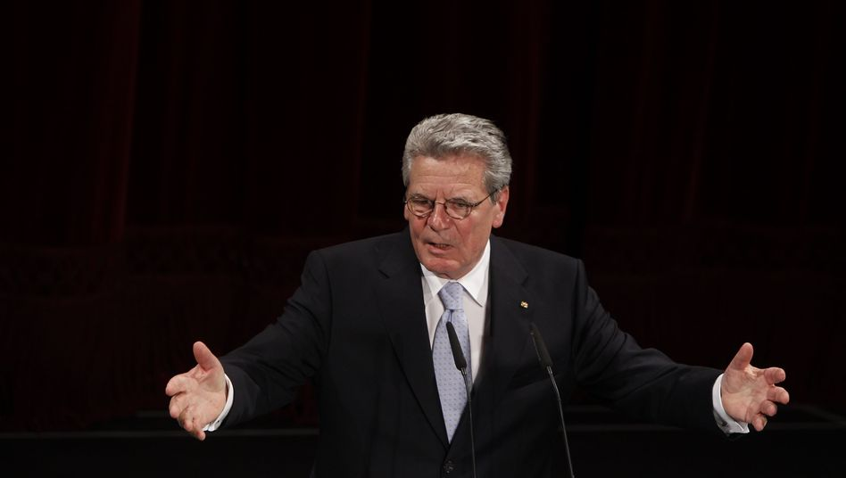 "Kandidat Joachim Gauck: ""Beweisen, dass er Bundespräsident aller ist"""