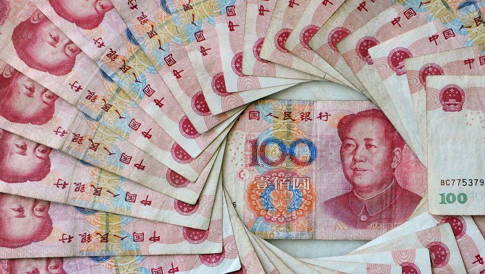 Yuan-Scheine: US-Senat stimmt für Strafmaßnahmen gegen China