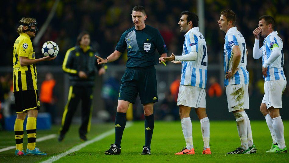 Fifa-Referee Thomson: Zwei klare Abseitsstellungen übersehen