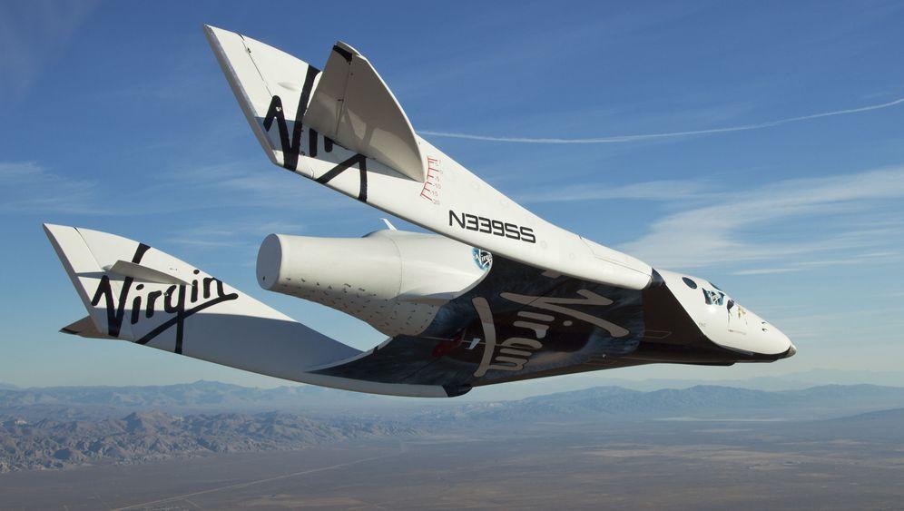 SpaceShipTwo: Abflug: New Mexico, Ziel: Weltall