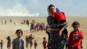 """""""Nicht nur Frauen, auch sechsjährige Mädchen wurden vom IS vergewaltigt"""""""