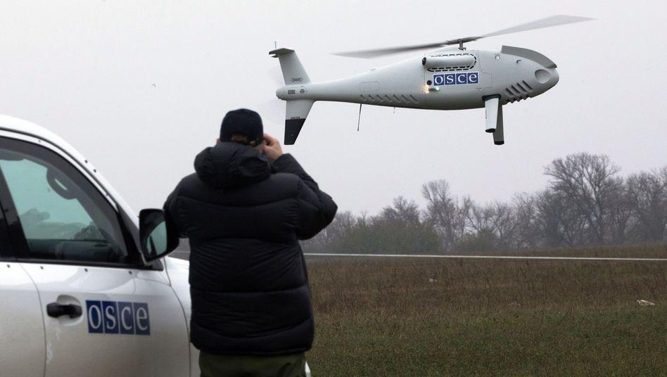 OSZE-Drohne (Archiv)