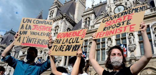 Frankreich: Tausende mutmaßliche Opfer von Vergewaltigungen und sexueller Gewalt kritisieren Polizei